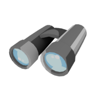 BinocularsIcon