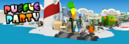 Puffle Party 2021 Homepage