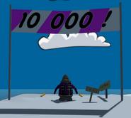 10k hoodie giveaway