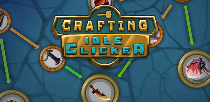 Crafting Idle Clicker Menu.png