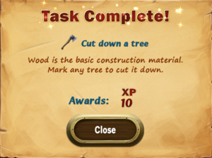 Task Complete Cut down a Tree.png
