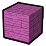 Pink Wooden Plank