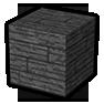 Black Wooden Plank