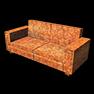 Sofa yellow