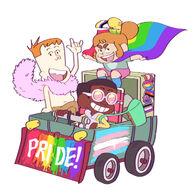 Angel Lorenzana 2020 Pride Art