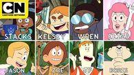 Short Animation Creek Kid Rap Craig of the Creek Cartoon Network