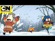 Best Snowball Fight Techniques - Craig of the Creek - Cartoon Network