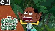 Craig of the Creek Craig Cuts His Own Hair Cartoon Network UK 🇬🇧
