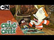 Craig of the Creek - The Leaf Dimension - Cartoon Network UK 🇬🇧