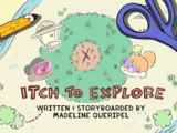 Itch to Explore