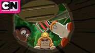 Craig of the Creek - Invasion of the Honeysuckle Rangers - Cartoon Network