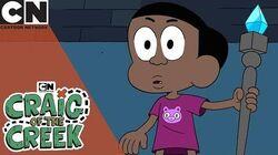 Craig of the Creek Fighting the Vegan Monster Cartoon Network