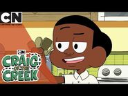Craig of the Creek - Snack Challenge - Cartoon Network UK 🇬🇧