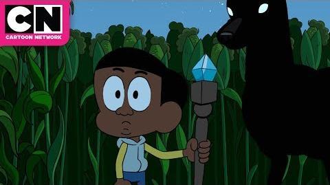 Craig of the Creek Craig Investigates the Monster in the Garden Cartoon Network