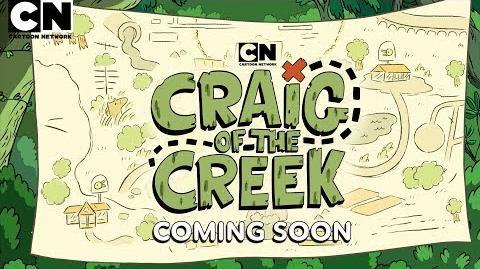 Craig of the Creek Trailer Cartoon Network