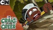 Craig of The Creek Climbing the Tallest Tree Cartoon Network UK 🇬🇧