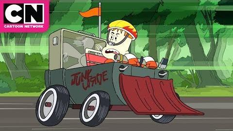 Craig of the Creek The Great Cart Race Cartoon Network