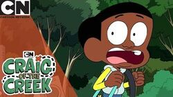 Craig of the Creek Chased by the King of the Junkyard Cartoon Network