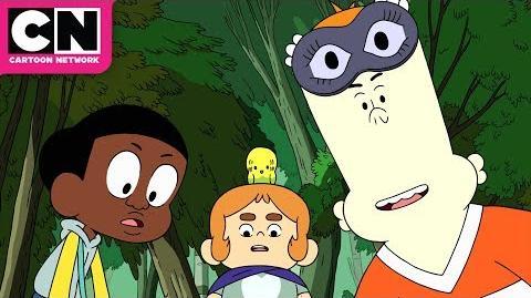 Craig of the Creek MISSING Tur-terror the Turtle Cartoon Network