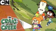 Craig of the Creek Battle with the Friend of Nature Cartoon Network