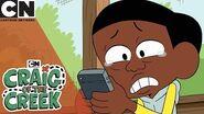 Craig of the Creek Burning Dad's Steaks Cartoon Network