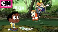 Short Animation How To Map The Creek Craig of the Creek Cartoon Network