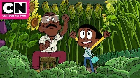 Craig of the Creek Granddad's Garden Cartoon Network