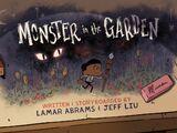 Monstruo en el jardín
