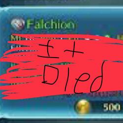 Falchion