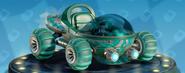 Nitro-Fueled Doom Buggy - Récif