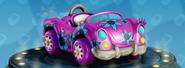 Nitro-Fueled Nostalginator - Fleurs flottantes