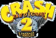 Crash Bandicoot 2 N-Tranced Logo.png
