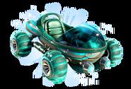 Nitro-Fueled Doom Buggy