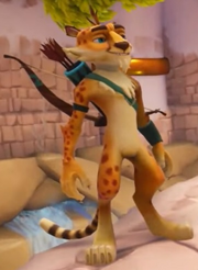 Chasseur dans Reignited.png