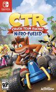 Crash Team Racing Nitro-Fueled initial Switch