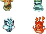 Masques des Éléments