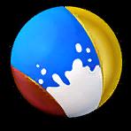 Peinture Bleu Team Bandicoot NF