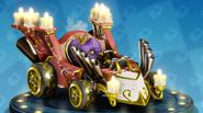 Nitro-Fueled Fantôme - Chauve-souris dansantes