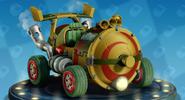 Nitro-Fueled Compresseur - Spirale
