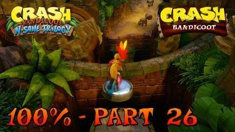 Crash Bandicoot - N