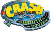 Crash Bandicoot La Vengeance de Cortex Logo.png