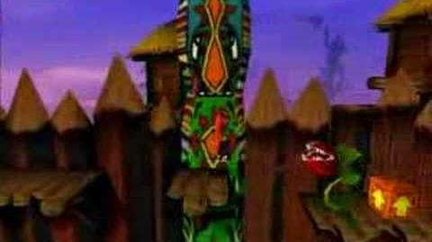Crash Bandicoot The Great Gate