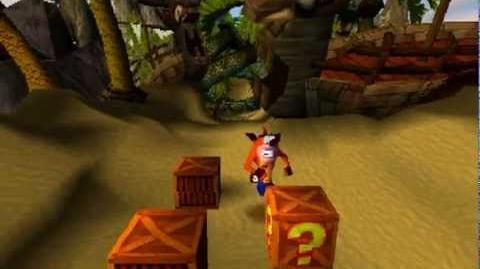 Crash Bandicoot - Stage 1 N