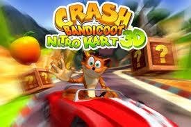 Crash Bandicoot Nitro Kart 3D.jpg