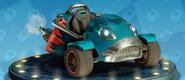 Nitro-Fueled Trikee - Boum!