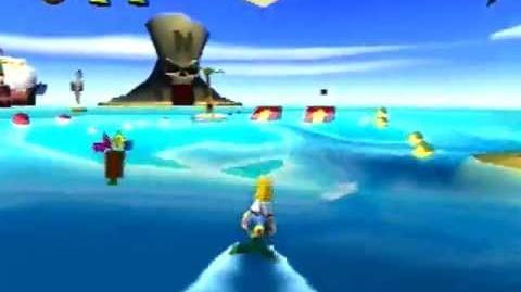 Crash Bandicoot 3 Warped - Makin' Waves