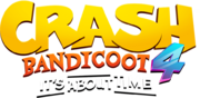 Crash Bandicoot 4 It's About Time Logo.png