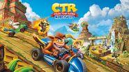 Illustration Crash Team Racing Nitro-Fueled