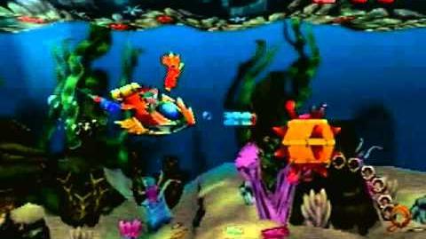 Crash Bandicoot 3 Warped - Under Pressure