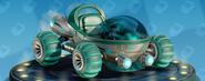 Nitro-Fueled Doom Buggy - Voyageur galactique
